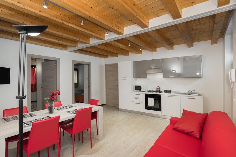 Dimora San Zeno 5 - con 6 posti letto, holiday rental in San Massimo
