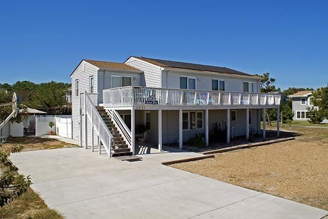 Sandbridge Beach,:Virginia Beach Weekly Rental Beach Home