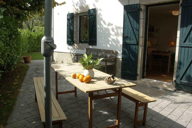 Appartment Larrun Maison Oyan, holiday rental in Lesaka