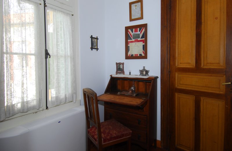 The Four Seasons - writing desk