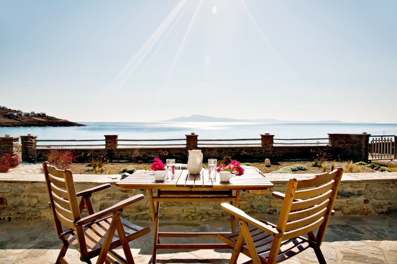 SANTAMARE VILLA in TINOS, location de vacances à Tinos Town