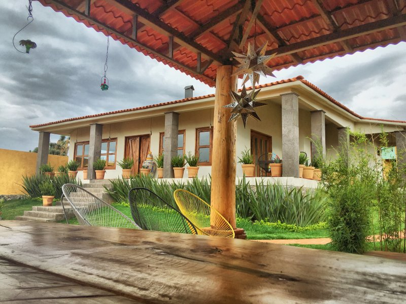 Sandunga Cabañas Boutique - Grand Cabin, vacation rental in Patzcuaro