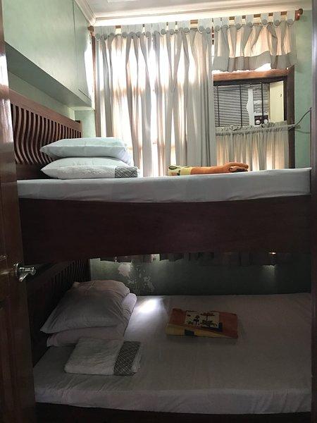 Chambre 1 - Lit superposé