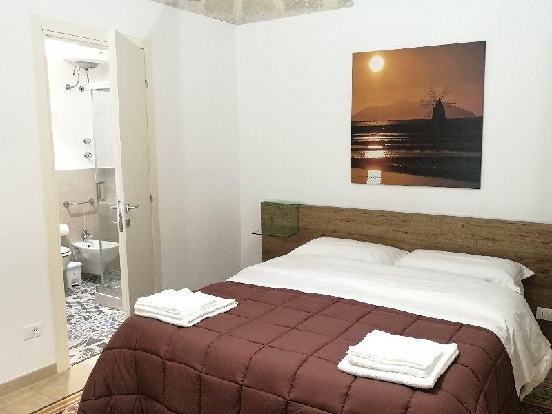 Primo Piano Riccio alloggio per finalità turistiche art. 53 del D.Lgs. 79/2011, alquiler de vacaciones en Trapani