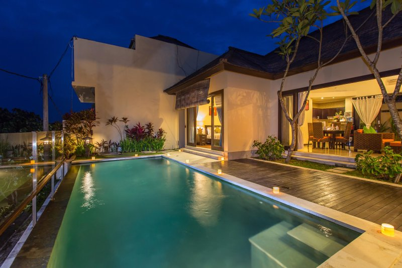 2 Bed Hiden and Private Villa, vakantiewoning in Ungasan
