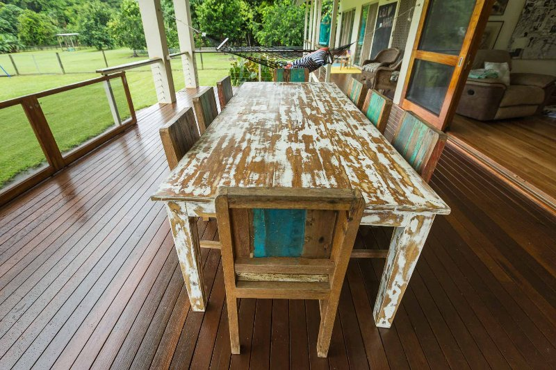 THE HOMESTEAD : A PEACEFUL GETAWAY in Redlynch, aluguéis de temporada em Cairns