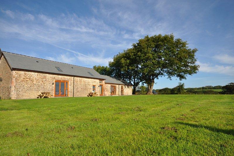 Beautiful 1800's Stone Barn