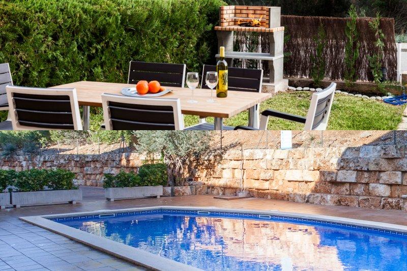 Boquer Way Apartment., aluguéis de temporada em Formentor