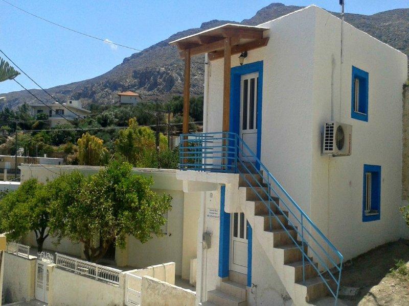 Tania Maisonette Zakros, location de vacances à Zakros