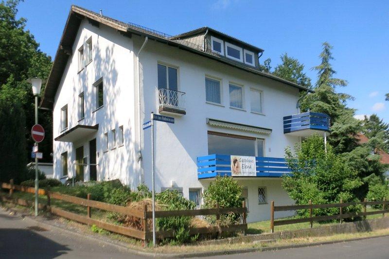 1-Zimmer Apartement #21 in ruhiger Lage, aluguéis de temporada em Niestetal