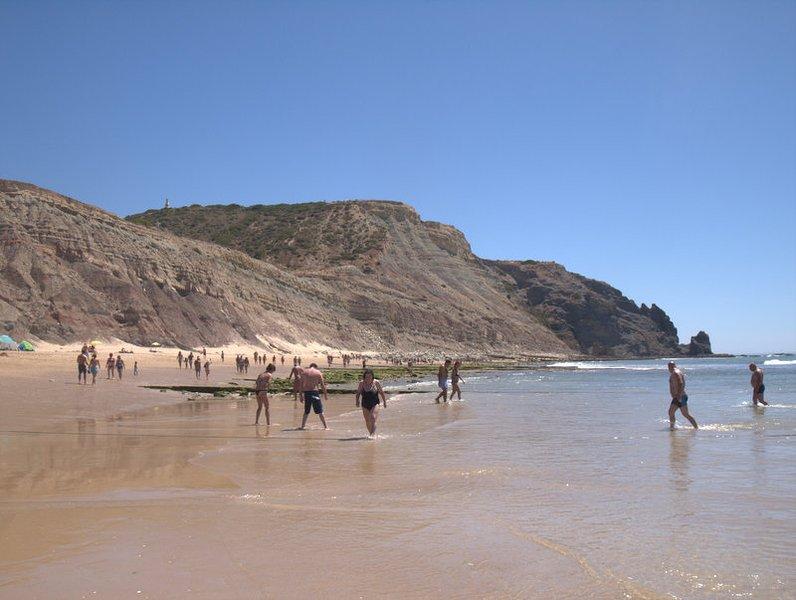 Main Beach en Luz