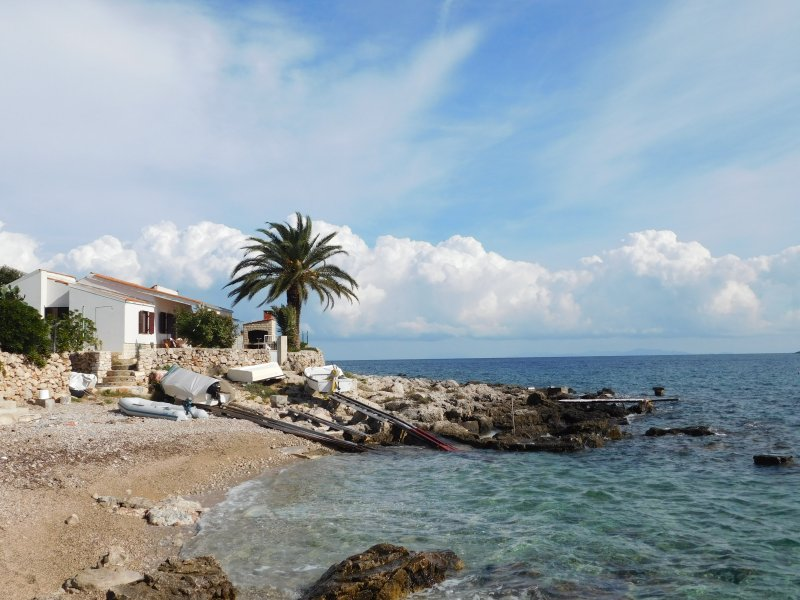 Holiday House Rivi, holiday rental in Vis