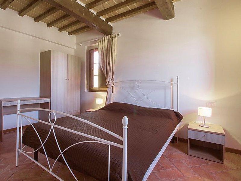 Elegante und geräumige Doppelzimmer, mit Blick