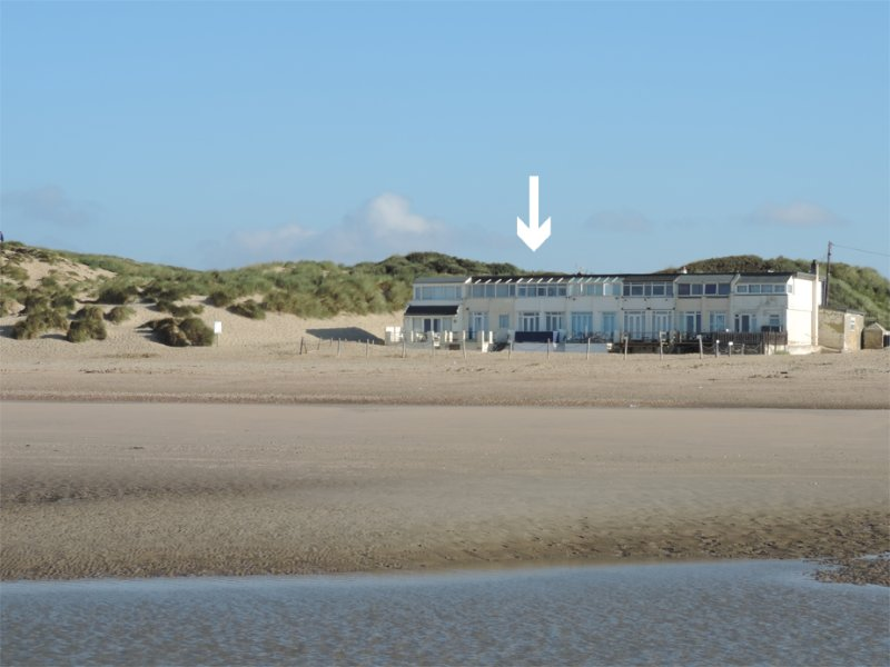 Stowaway Beach House, Camber, holiday rental in Rye