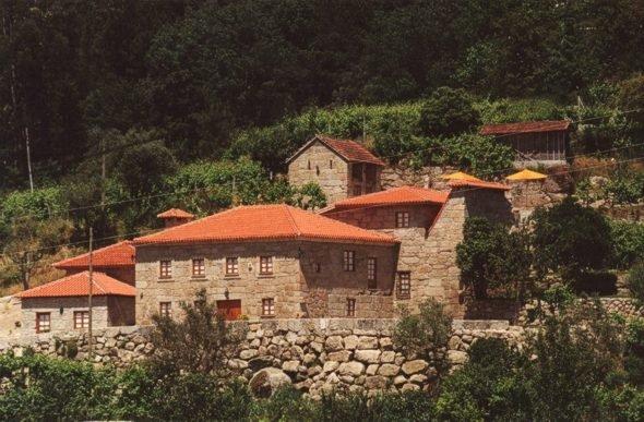 Quinta da Várzea de Cima, location de vacances à Varzea