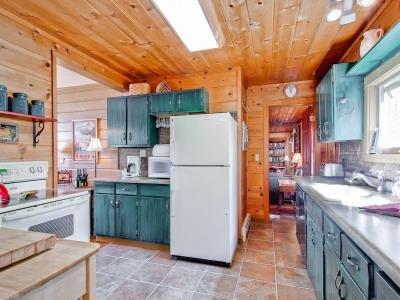 Genießen Sie das natürliche Licht in der Küche