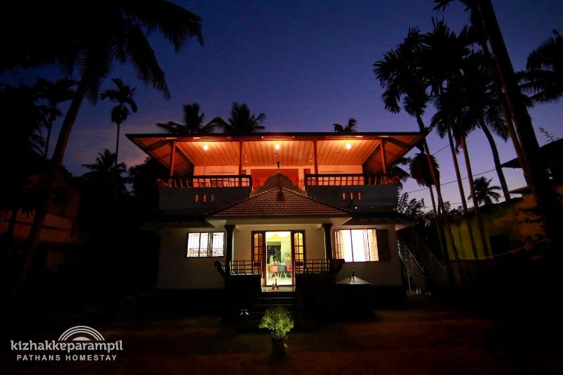 Pathans Homestay, holiday rental in Alappuzha