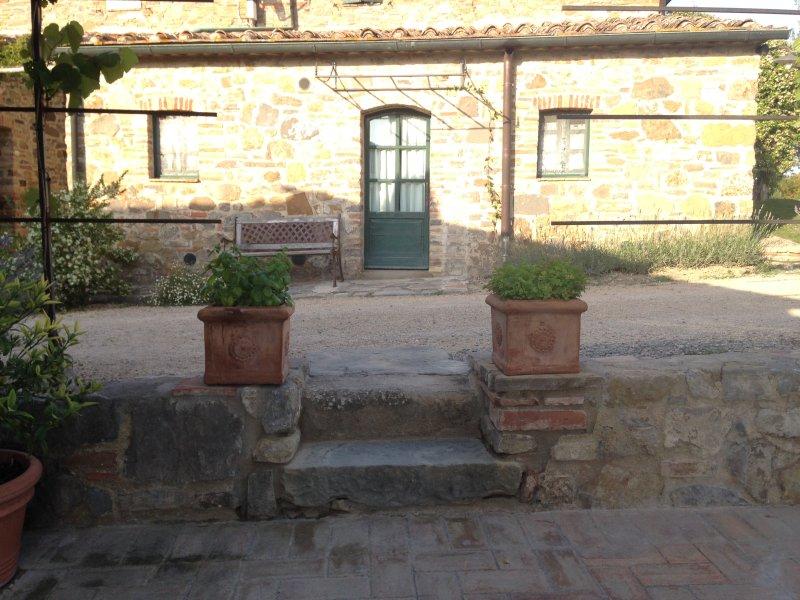Agriturismo Erta- app. LAVANDA, Ferienwohnung in Casole d'Elsa