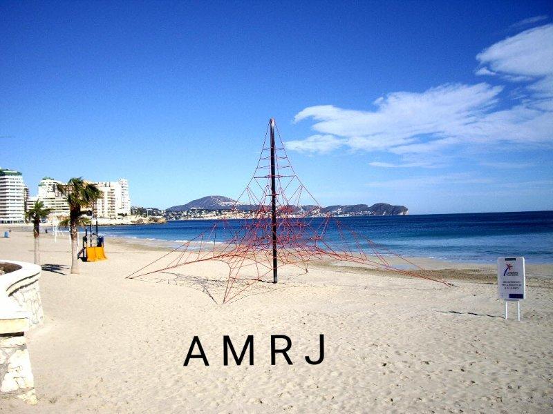 Aptº acceso directo playa La Fossa en Calpe.CONTACTO DIRECTO PROPIETARIO, location de vacances à Calpe
