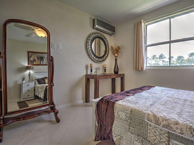 habitación elegantemente amueblada 3