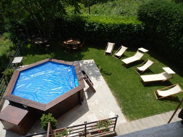 Country house Buggina in Tuscany - 3 double bedrooms, alquiler de vacaciones en Castelnuovo di Garfagnana