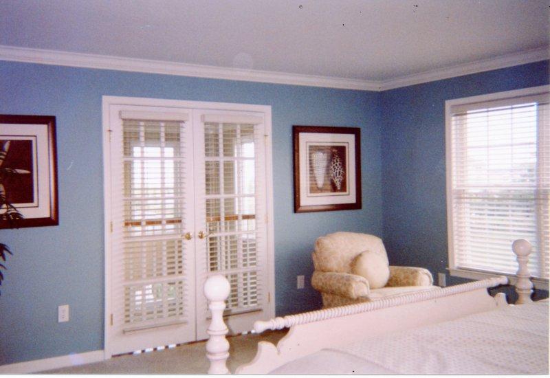 Dormitorio principal sala de estar