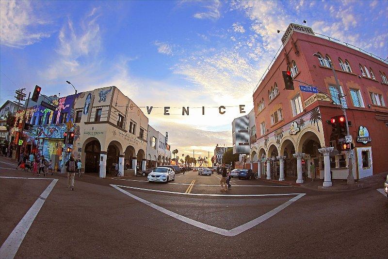 Venice Beach ~ un destino de vacaciones de renombre mundial