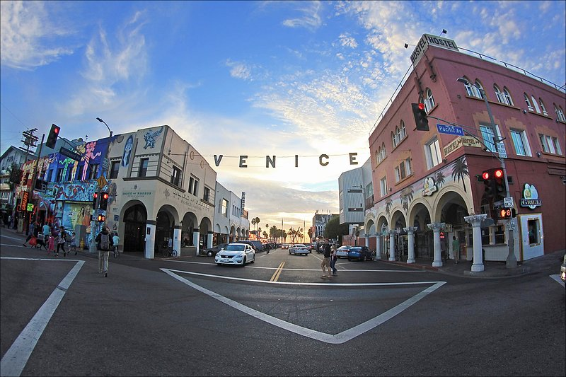 Venice Beach ~ a world renown vacation destination