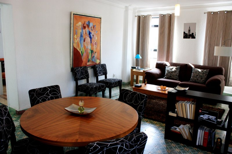 Cozy apartment in Downtown Cuernavaca, holiday rental in Chiconcuac