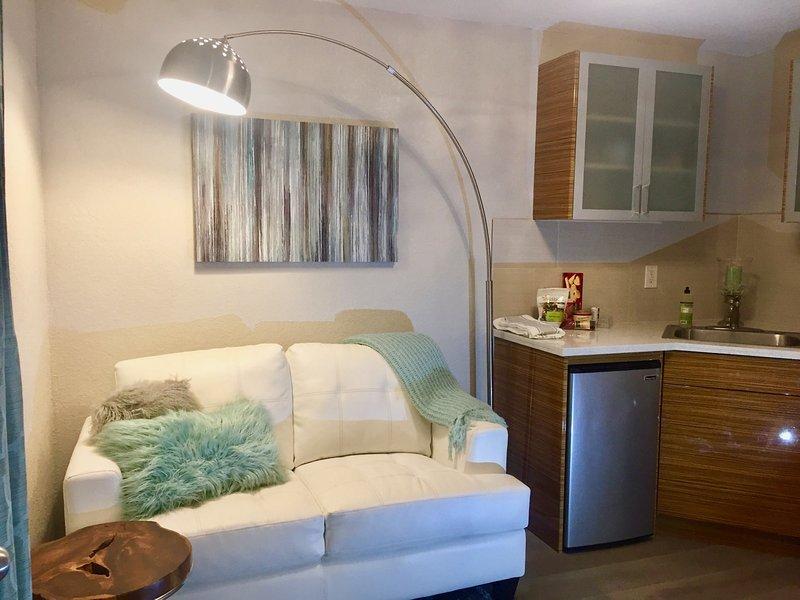 Fresh Modern Apartment in Downtown, location de vacances à San Jose