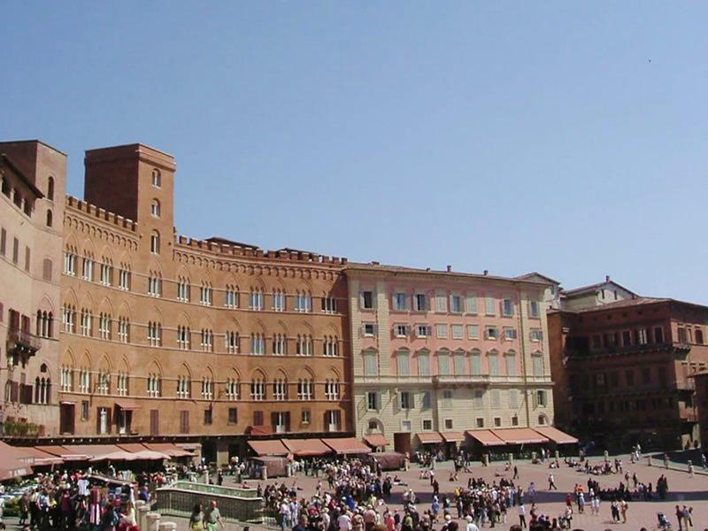 Schöne Siena, nur eine 20-minütige Fahrt von Gaiole, einen Besuch wert!