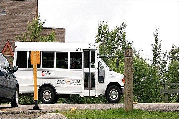 Nutzen Sie den kostenlosen Shuttle