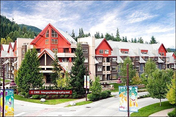 Common Area Swimming Pool and Hot Tub / 214952 Chalet in Whistler
