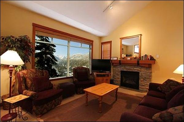 Magnificent Views of the Surrounding Mountains / 214955 Chalet in Whistler