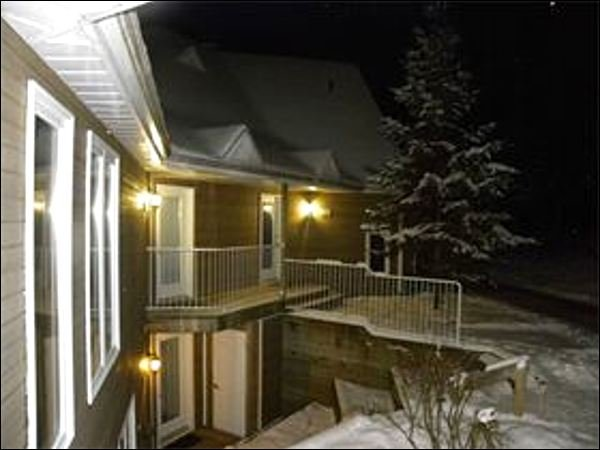 Property is Five Minutes to Old Tremblant Village