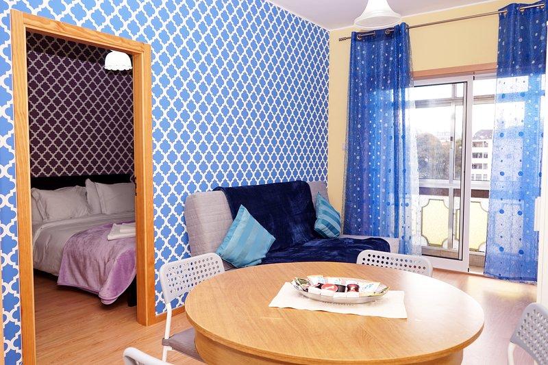 Apartamento D'Alegria 2 by Amber Star Rent, casa vacanza a Rio Tinto