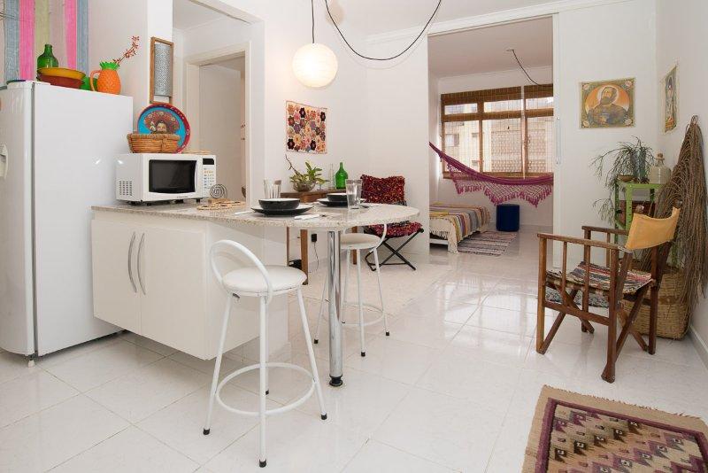 Sunny Apartment- View of Sao Paulo Skyline- PERDIZES, aluguéis de temporada em Osasco