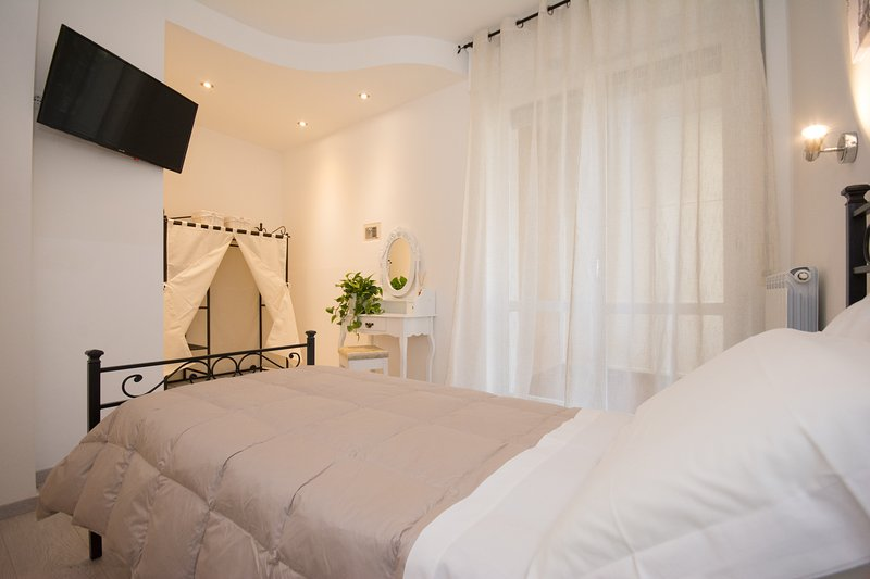 Arena Room with all comfort, plasma TV, air conditioning and wi-fi