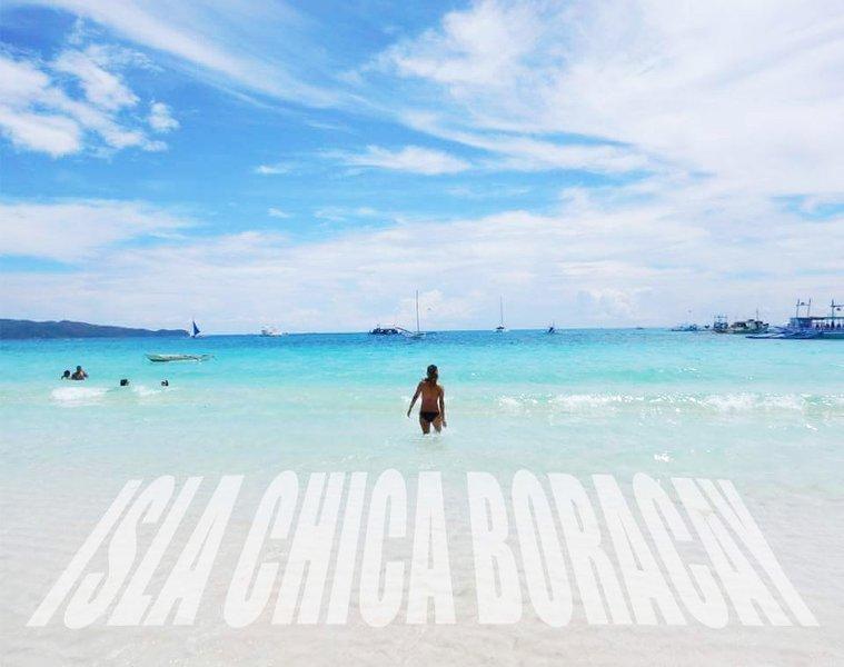 benvenuto a Isla Chica Boracay! lo amerai !