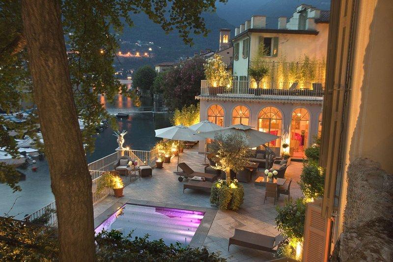 Villa Ariela, Lake Como, casa vacanza a Blevio