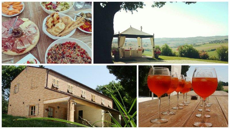 Sotto la quercia - appartement il sole, holiday rental in Monte Porzio