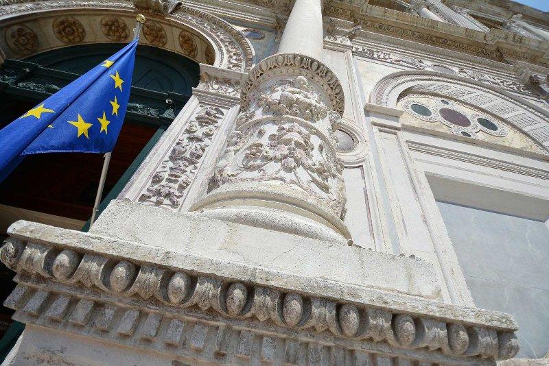 San Giovanni e Paolo, gleich um die Ecke