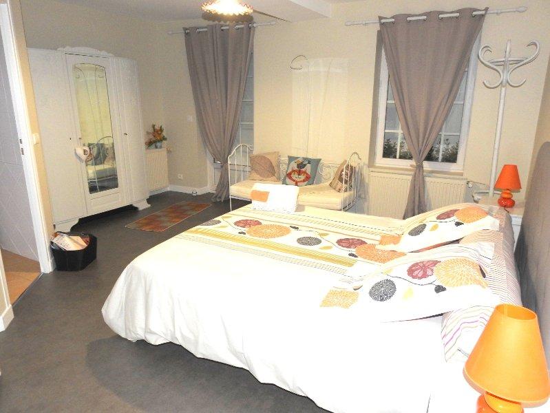Chambre d'hôtes La Quèrière - Sous-Bois -, holiday rental in Mur-de-Sologne