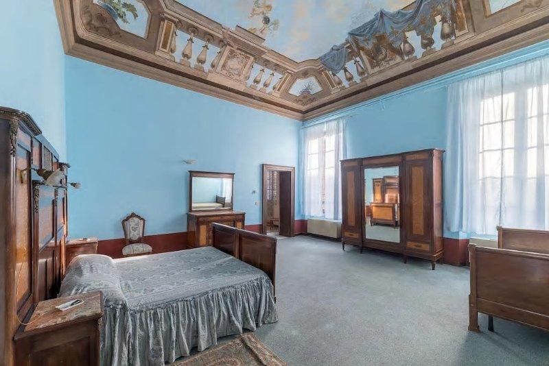 L'appartamento di Artemisia  a Palazzo Porcelli, location de vacances à Dosolo