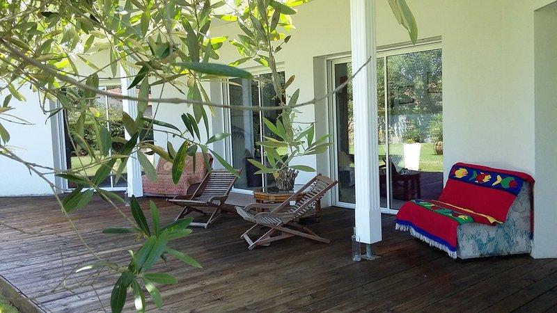 Maison de Vacances à ANDERNOS LES BAINS, vacation rental in Claouey