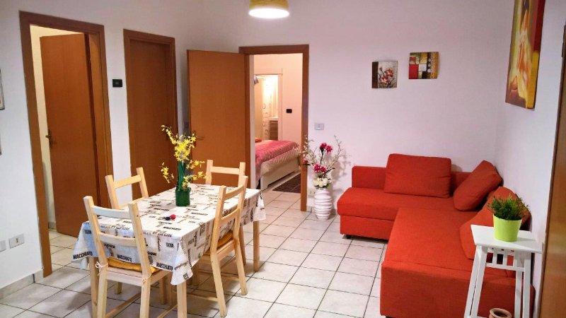 Appartamento Bononia (Bologna centro), aluguéis de temporada em San Lazzaro di Savena