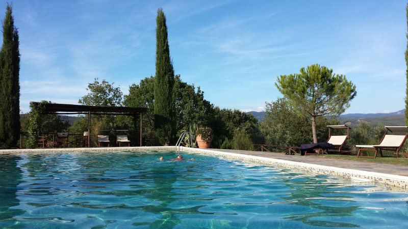 Lentisco 4+, casa vacanza a Sasso Pisano