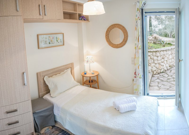 bedroom 2 - basement level