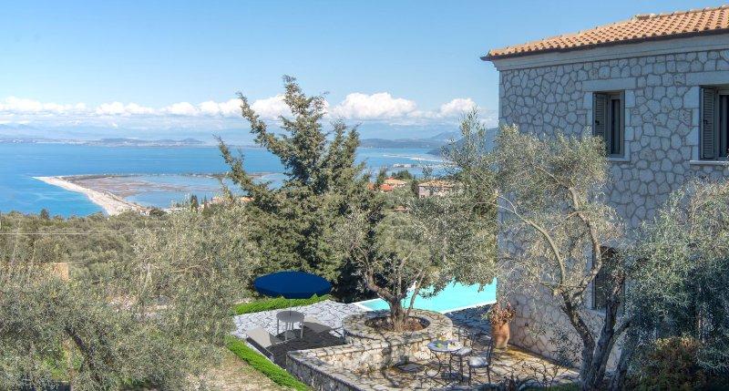villa Jiulita & sea views