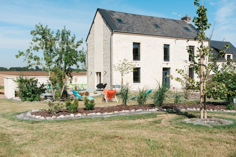 gite 11 personnes bayeux-caen, vacation rental in Tracy-Bocage